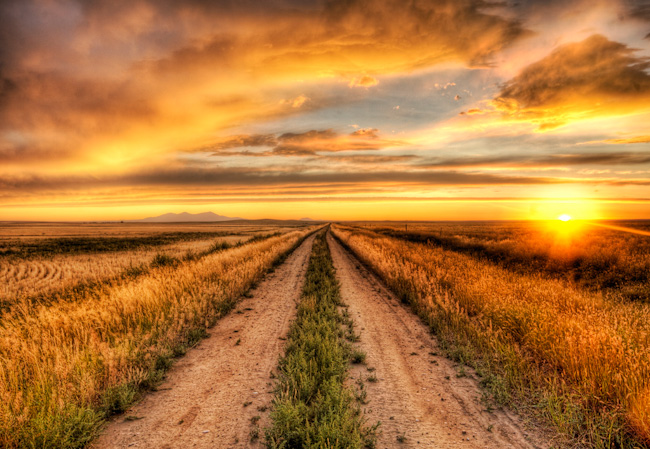 The Road to Tomorrow by Trey Ratcliffe