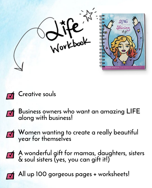 Life Workbook Features