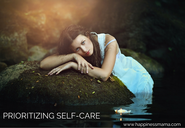 Prioritizing Self-Care for Moms